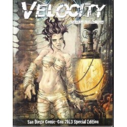 Velocity Graphic Anthology San Diego Comic-Con 2013 Special Edition