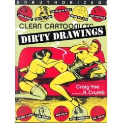 Clean Cartoonists Dirty Drawings