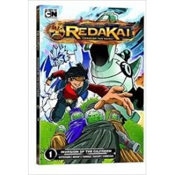 Redakai Vol. 1. Invasion Of The Gilfreem