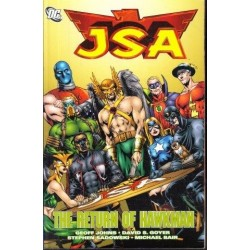 Justice Society of America: The Return of Hawkman