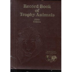 Record Book of Trophy Animals