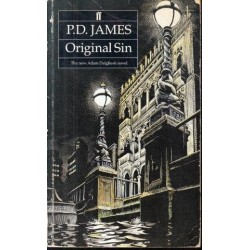 Original Sin (Inspector Adam Dalgliesh Mystery)