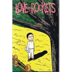 Love and Rockets Vol. II No. 2 Summer 2001