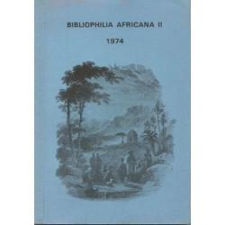Bibliophilia Africana No II