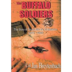 The Buffalo Soldiers (Signed)