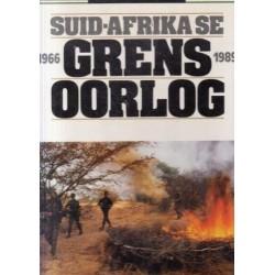 Suid Afrika Se Grens Oorlog 1966-1989