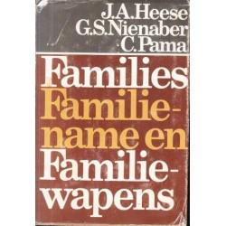Families, Familiename en Familiewapens