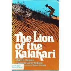The Lion of the Kalahari