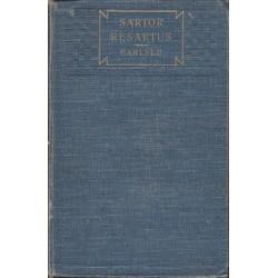 Sartor Resartus, Heroes and Hero-Worship, Past and Present