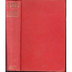 Ada or Ardor: A Family Chronicle (First UK Edition)
