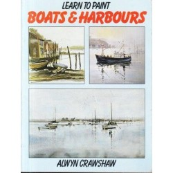 Learn To Paint Boats And Harbours