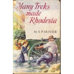 Many Treks Made Rhodesia