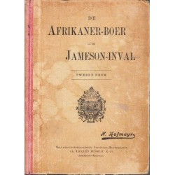 De Afrikaner-Boer en de Jameson Inval