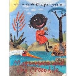 Makwelane And The Crocodile