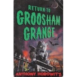 Goosebumps: Return to Groosham Grange
