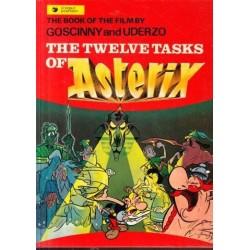 The Twelve Tasks of Asterix