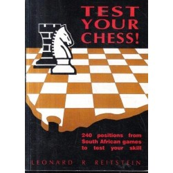 Test Your Chess (Signed)