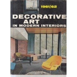 Decorative Art In Modern Interiors 1961/62