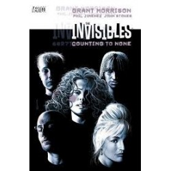 The Invisibles Vol.  1 So You Want A Revolution