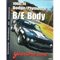 1966-74 Dodge/Plymouth B/E Body