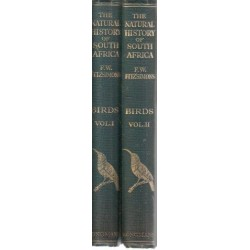 The Natural History of South Africa - Birds in Two Volumes