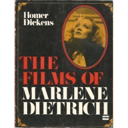 The Films of Marlene Dietrich