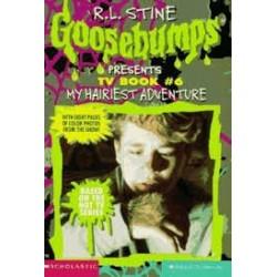 Goosebumps Book Nr. 6