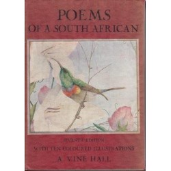Poems of a South African (Signed)