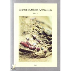 Journal of African Archaeology 1 Vols 1&2
