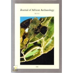 Journal of African Archaeology 4 Vols 1&2