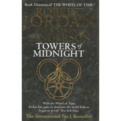The Wheel of Time Book 13 Towers of Midnight