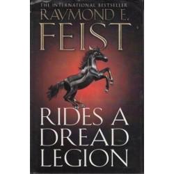 Rides A Dread Legion (Demonwar Saga 1)