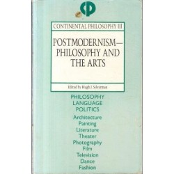 Postmodernism - Philosophy And The Arts (Continental Philosophy, No. 3)