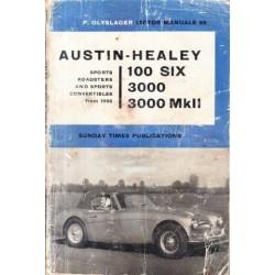 Austin-Healey Motor Manuals 49