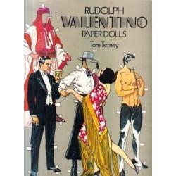 Rudolph Valentino-Paper Dolls