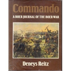 Commando: A Boer Journal of the Boer War (Illustrated)