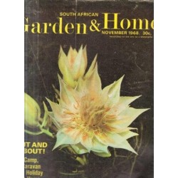 South African Garden & Home May November 1968