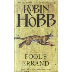 Fool's Errand: The Tawny Man: Book One (proof copy)