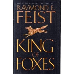 King of Foxes (Conclave of Shadows Book 2)