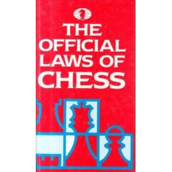 The Official Laws Of Chess (Batsford Chess Books)