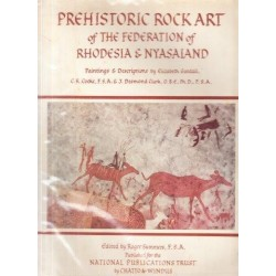 Prehistoric Rock Art of the Federation of Rhodesia & Nyasaland