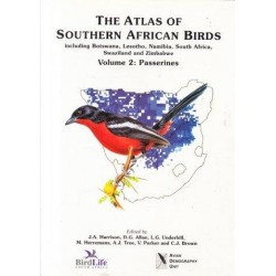 The Atlas of Southern African Birds Vol 1: Non-Passerines, Vol 2: Passerines