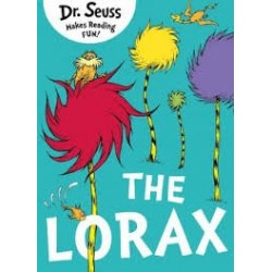 The Lorax by Dr. Seuss (Small size)