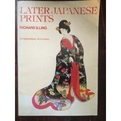 Later Japanese Prints