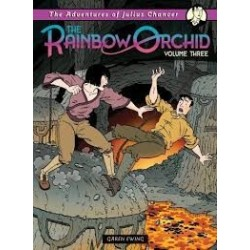 The Adventures Of Julius Chancer: The Rainbow Orchid Vol. 3