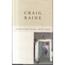 Craig Raine Collected Poems 1978-1999