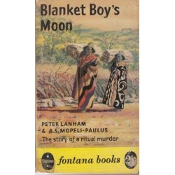 Blanket Boy's Moon