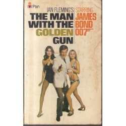 James Bond. The Man With the Golden Gun