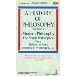 A History of Philosophy: Volume 5 Part 1