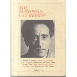 The European Gay Review, Volume 8/9